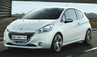 Even greater driving pleasure with Peugeot 208 GTi and Bilstein B14