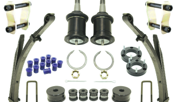 Performance Suspension offers a one stop shop service