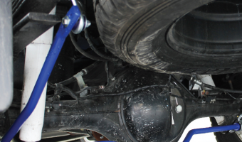 Superpro 4×4 roll control sway bars new release
