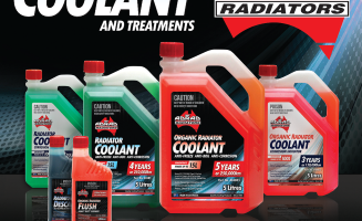 The Right Coolant for your Radiator