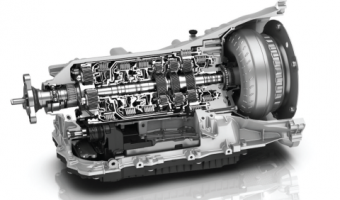 New Generation of ZF's eight-speed automatic transmission