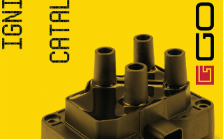 All the Goss about new ignition coil catalogue