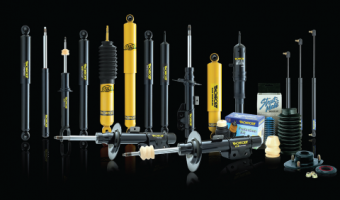 Fulcrum Suspensions announces a substantial boost to its Monroe shock absorber range