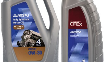 AISIN – THE NEW NAME IN THE AFTERMARKET