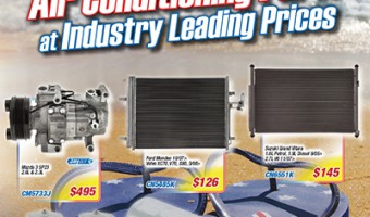 COOLDRIVE'S AIR-CONDITIONING BROCHURE