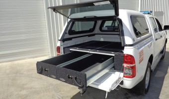 REAR DRAW SYSTEMS FROM DOBINSON'S