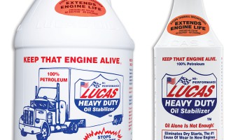 LUCAS HEAVY DUTY OIL STABILIZER