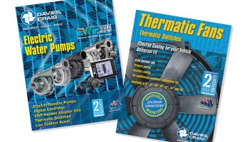 DAVIES, CRAIG RELEASES UPDATED AND REVITALIZED EWP AND THERMATIC FAN BROCHURES