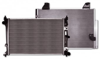 DENSO RADIATORS AND CONDENSERS
