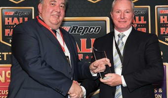 NGK RECOGNISED BY REPCO