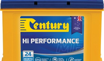 THE NEXT GENERATION OF SEALED MAINTENANCE FREE BATTERIES  HAS ARRIVED