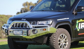NEW IRONMAN 4X4 ALUMINUM BULL BARS