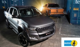 TICKFORD RETURNS TO AUSTRALIA WITH FORD RANGER AND BILSTEIN