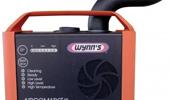 WYNN'S AIRCOMATIC ULTRASONIC CLEANING SYSTEM