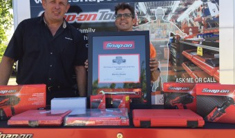 SNAP-ON TOOLS APPRENTICE OF THE YEAR ANNOUNCED