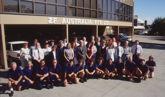ZF SERVICES AUSTRALIA TO  CELEBRATE 30 YEARS IN 2017