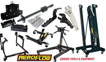 AEROFLOW PERFORMANCE GARAGE TOOLS AND EQUIPMENT