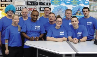 AFTERMARKET COMPANIES MAKE A POSITIVE CONTRIBUTION  TO THE COMMUNITY