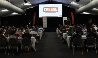 CARLINE HOLDS CONFERENCE