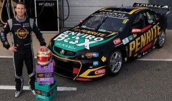 PENRITE PARTNERS WITH SUPERCARS