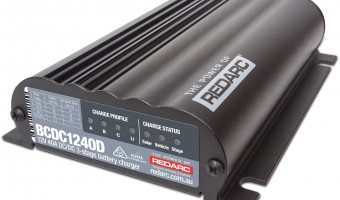 REDARC INTRODUCES NEW 40 AMP  IN-VEHICLE BATTERY CHARGER