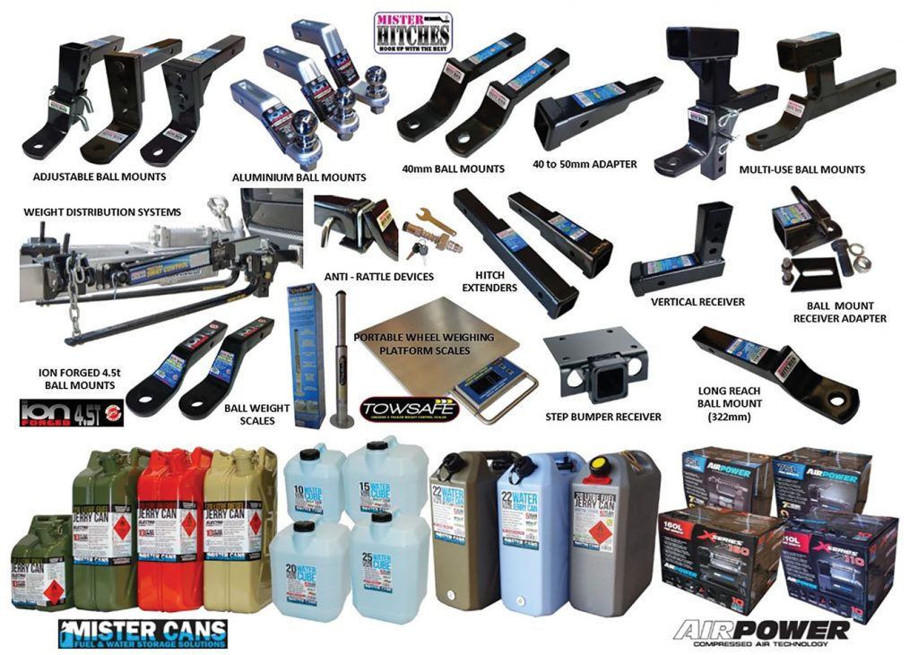 AFTERMARKET RANGE PRODUCT