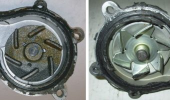 CHOOSING THE RIGHT SEALANT FOR USE DURING WATER PUMP REPLACEMENT