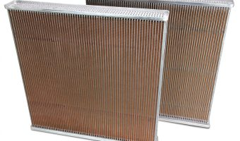 NEW HIGH-PERFORMANCE COPPER RADIATOR