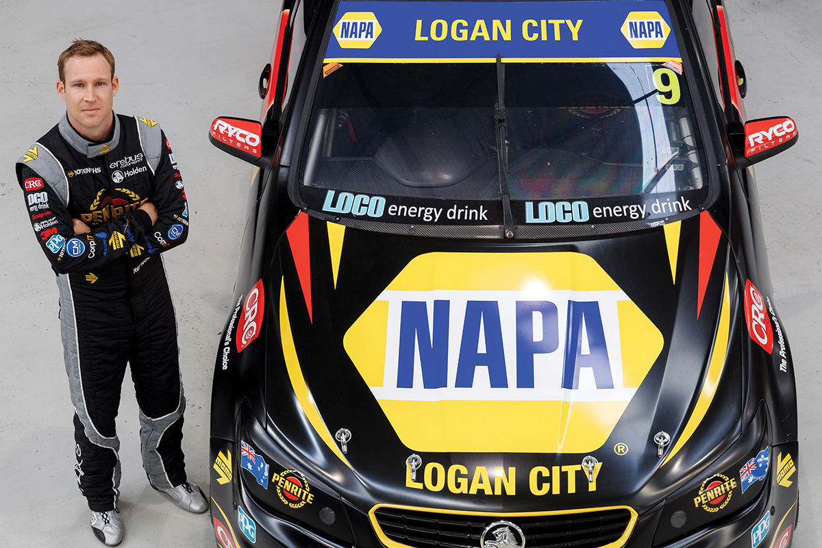 First Napa Auto Super Store For Australia Aaa Magazine Wiring Harness During The Coates Hire Ipswich Supersprint In August 09 2017