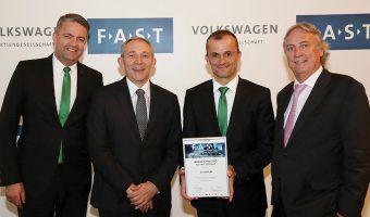 SCHAEFFLER PART OF VOLKSWAGEN'S FAST PROGRAM