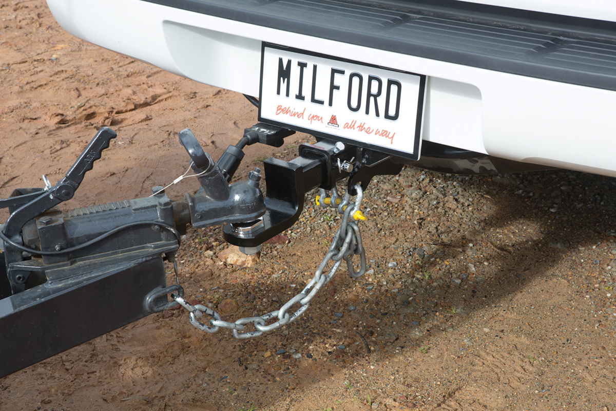 Milford Genuinely Better Towing Solutions Aaa Magazine Towed Vehicle Wiring Kit Complementing Its Extensive Towbar Range Also Designs And Develops Specific Harness Kits Carefully Calculates