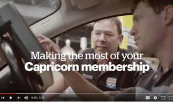 CAPRICORN LAUNCHES CAPTV MEMBER COMMUNICATIONS