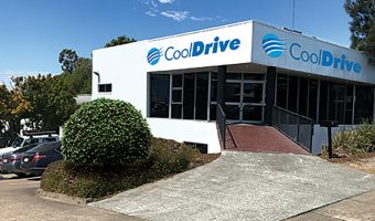 COOLDRIVE CELEBRATES, EXPANDS, ACQUIRES