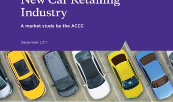 ACCC FINAL REPORT WIN FOR CONSUMERS AND THEIR CHOICE OF REPAIRER