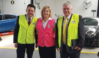 ALLIN TOWBARS' REDEVELOPED MANUFACTURING FACILITY
