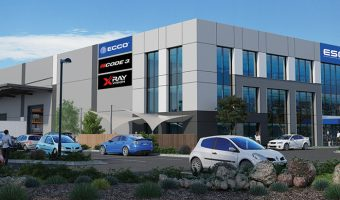 ECCO SAFETY GROUP UNVEILS NEW HQ