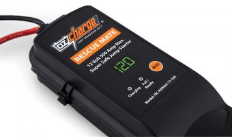 OZCHARGE RESCUEMATE IS A JUMP AHEAD OF THE REST