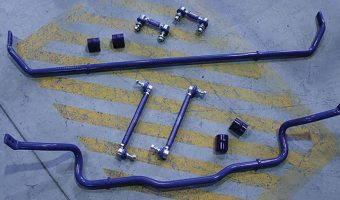 ROLL CONTROL SWAY BARS