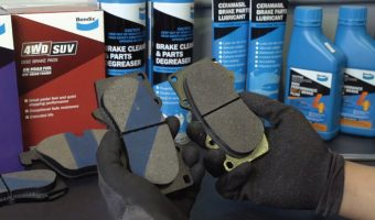 BENDIX ADVISES ON BRAKE PAD MEASURING AND TECHNICAL POINTS