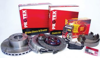 PROTEX BRAKE AND CLUTCH