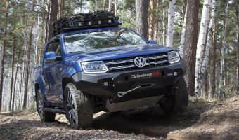 DRIVETECH 4X4 IS DRIVEN TO SUCCEED