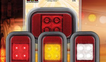 NEW RANGE OF RECESSED TRUCK AND TRAILER LAMPS