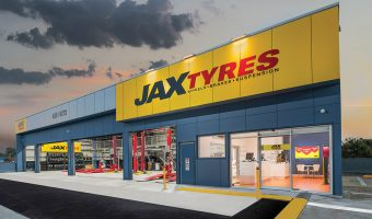 JAX TYRES OPENS STATE-OF-THE-ART ILLAWARRA STORES