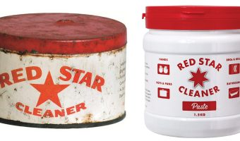 RED STAR CLEANER