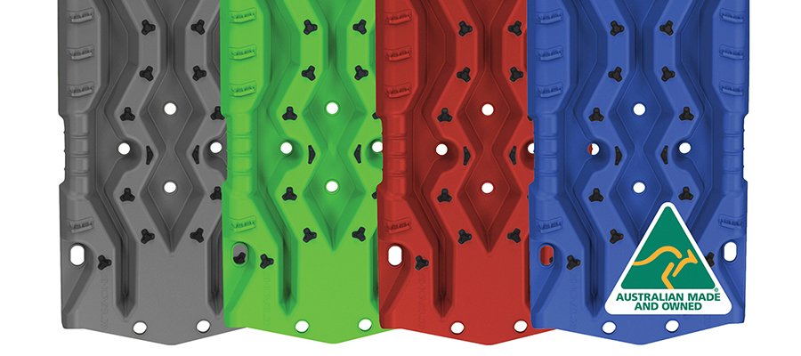 NEW COLOURS FOR POPULAR 4X4 RECOVERY BOARDS