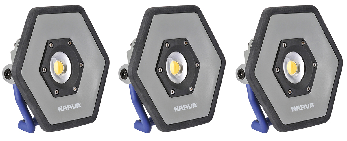NEW 'MINI' GROWS NARVA LED FLOOD LIGHT RANGE