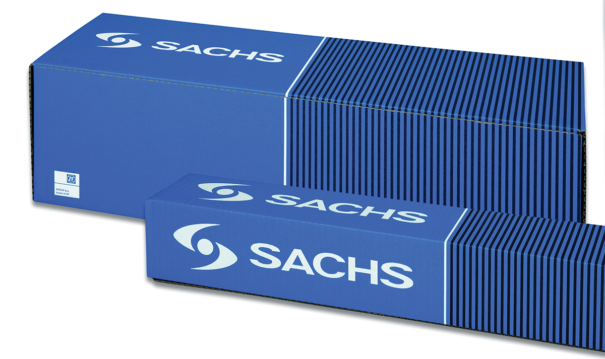 SACHS SHOCK ABSORBERS: RIGOROUSLY TESTED