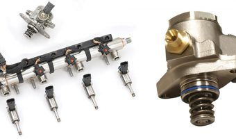 GOSS TALKS HIGH PRESSURE FUEL PUMPS
