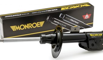 MONROE OFFERS THE INDUSTRY'S ONLY FIVE-YEAR SHOCK ABSORBER WARRANTY