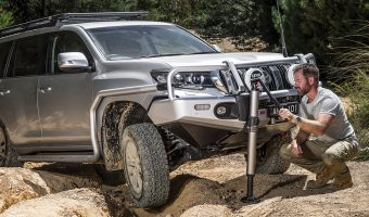 ARB LAUNCHES 'JACK'